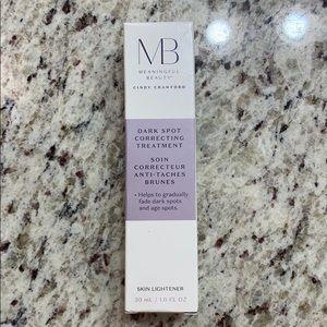 Meaningful Beauty Dark spot correction cream